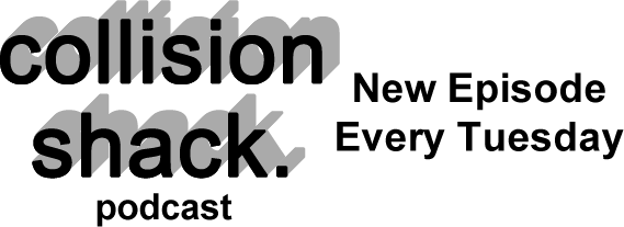 Logo for Collision Shack
