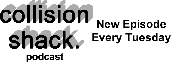 Logo for Collision Shack